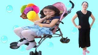 Elif Öykü Johny Johny Yes Papa Funny Pretend Funny kid video