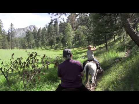 Black Hills Horseback Ride