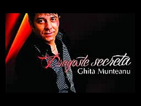 Ghita Munteanu - Dragoste secreta - album
