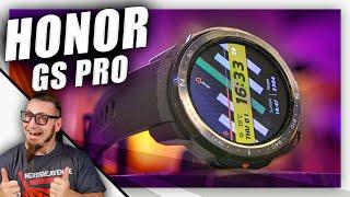 Honor Watch GS Pro & Watch ES - Die hat wirklich was drauf! - Test