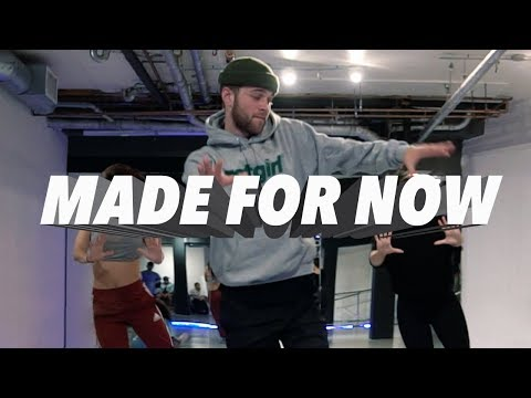 Made For Now - Janet Jackson & Daddy Yankee | Choreography by @alvin de castro