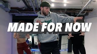 Made For Now - Janet Jackson & Daddy Yankee | Choreography by @alvin_de_castro