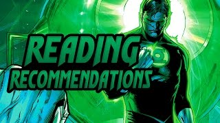 Reading Recommendations - 04 - Green Lantern