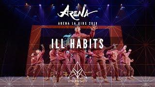 1st Place ILL Habits Arena LA Kids 2019 VIBRVNCY Front Row 4K