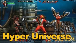 Hyper Universe Gameplay - Sunday Funday Round 74