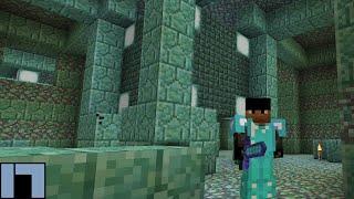 Minecraft Survival - Ocean Monument [E017]