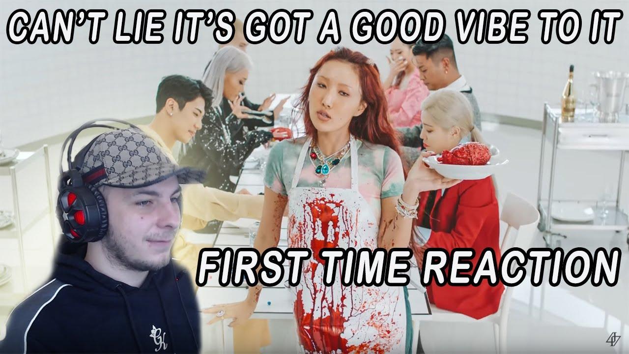 (FIRST TIME REACTION) [MV] 화사 (Hwa Sa) - 마리아 (Maria)