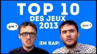 Rap-TOP 10 des jeux 2013 (Cyprien squeezie)