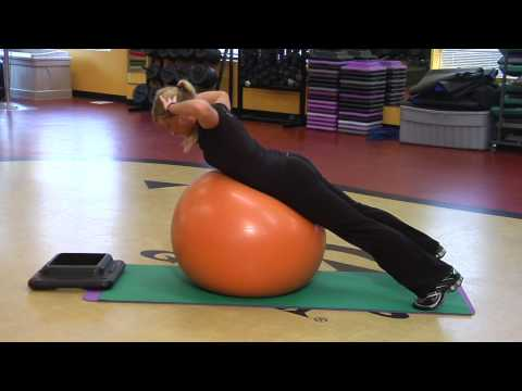 Personal Fitness & Nutrition : Degenerative Disc Disease Exercises