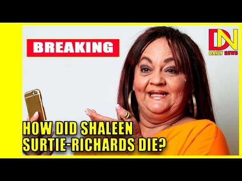 Download Shaleen Surtie-Richards has died at age 66