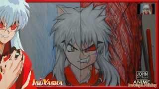 犬夜叉 INUYASHA - Drawing & Painting (HD)