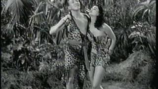 Clint Walker is Tarzan