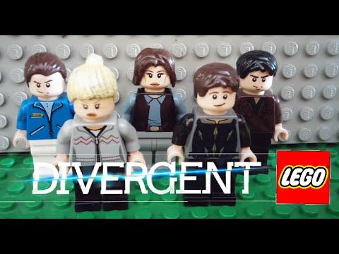 Divergent Lego