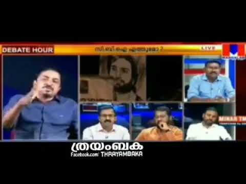 Outspoken in mangalam news deBate
