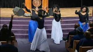 Mt. Zion College Ministry-Adoration Praise Dancers-Encourage Yourself