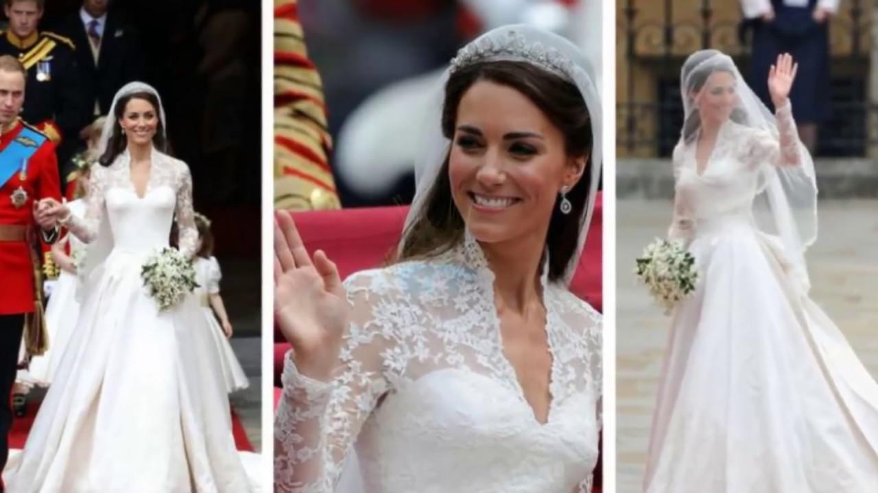 El mas bello vestido de novia
