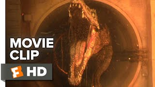 Jurassic World: Fallen Kingdom Movie Clip - The Baryonyx (2018) | Movieclips Coming Soon