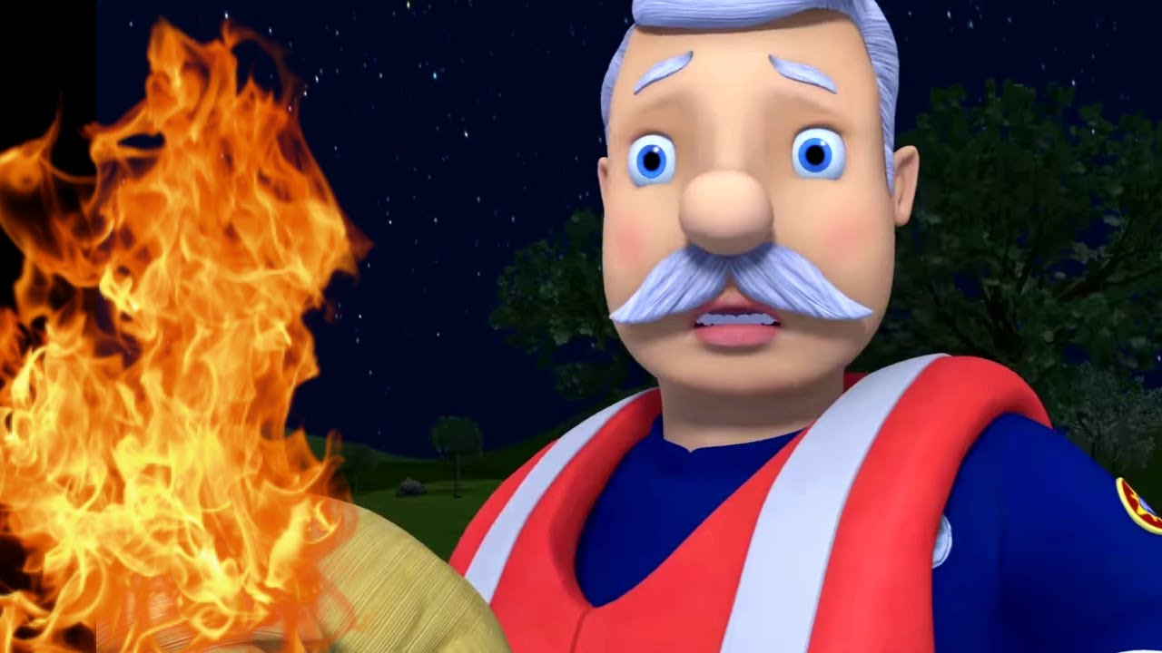 Fireman Sam 🌟Chief Steele needs Sam's Help! 🔥Fireman Sam Best Moments  🔥Kids Cartoons