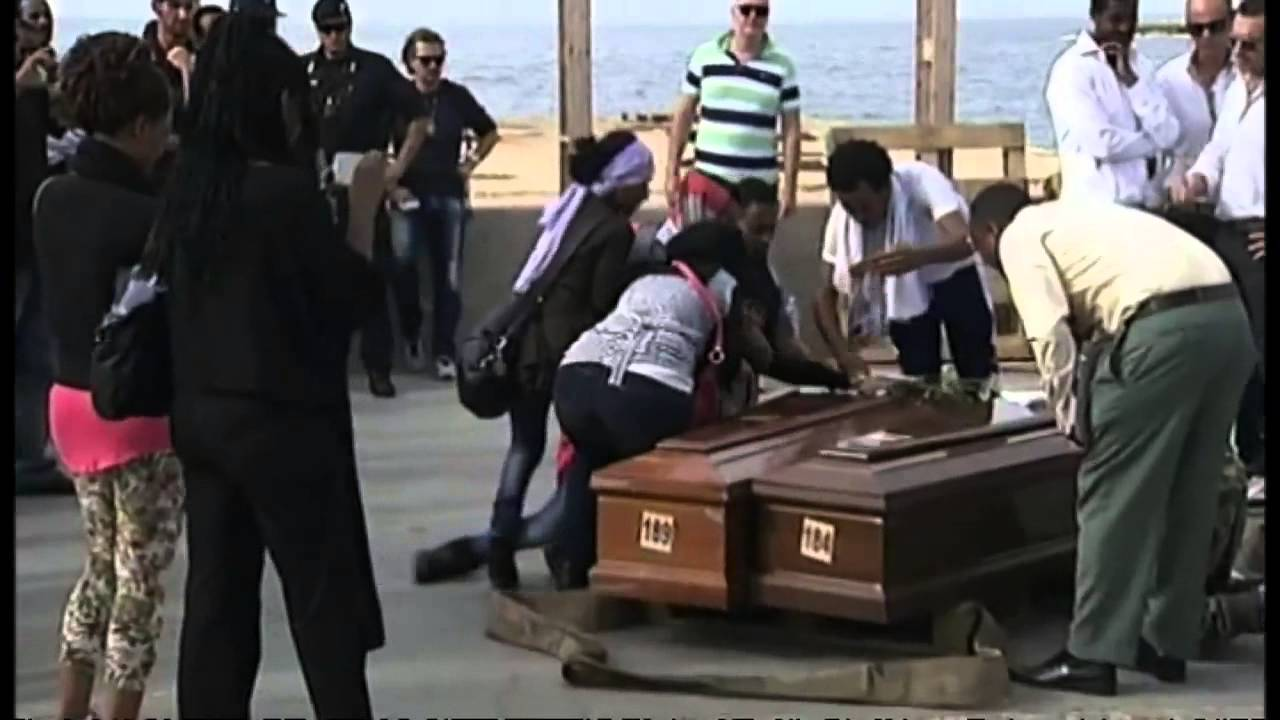 Lampedusa Tragedy The Struggle For A Better Life Youtube