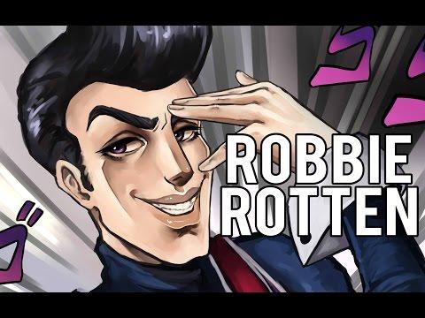 MENACING Robbie Rotten (speedpaint)