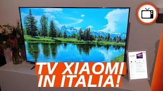 Xiaomi Mi TV 4S arrivano in ITALIA - Anteprima