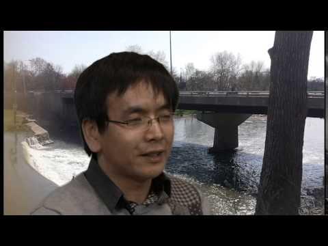 Green Jobs: Jason Zhang, Hydrologist