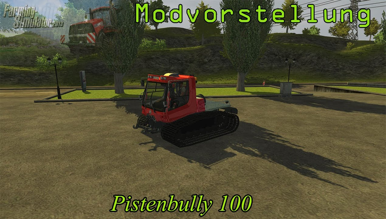 Pisten bully 100 for sale - Landwirtschafts Simulator 2013 Modvorstellung Pistenbully 100 V 1 0