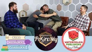 Wywiad z Po-Gra-My #2 | Kawa, rozmówki i planszókwi