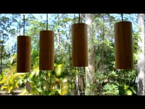 Koshi wind chimes - Air, Fire, Earth and Water - The Alchemy of Sound