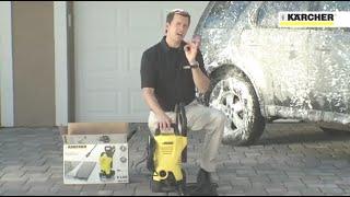 karcher x series 2000 psi electric pressure washer