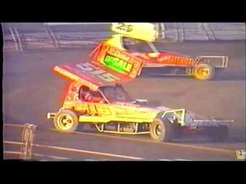 BriSCA Formula 1 Long Eaton December 8th 1991