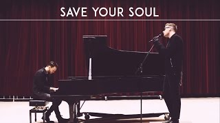 Save Your Soul - Jamie Cullum - Citizen Shade Cover