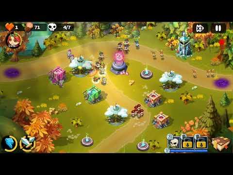Hero Defense King - Stage 8 - Hard  