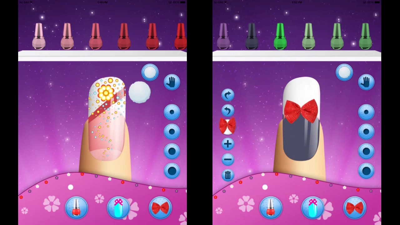 Nail Art For Girls - nail art games, nail design games for girls by ...