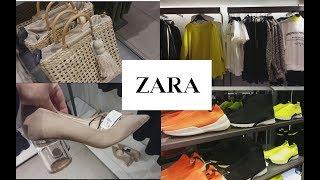 Шоппинг влог #Zara  Новинки. Весна 2019/Самый большой обзор!