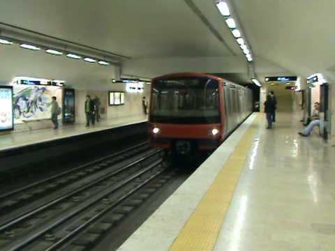 Metrou  Lisabona
