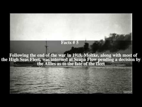 SMS Moltke Top # 7 Facts