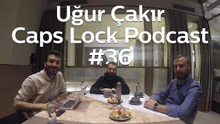 #36 SendGB kurucu ortağı Uğur Çakır - Caps Lock Podcast