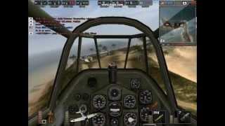 Epic Battlefield 1942 Airplane Battle!