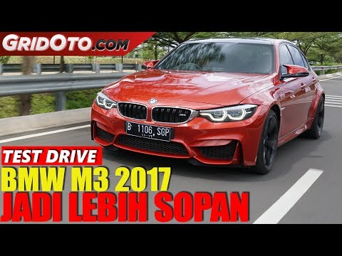 BMW M3 2017 | Test Drive | GridOto