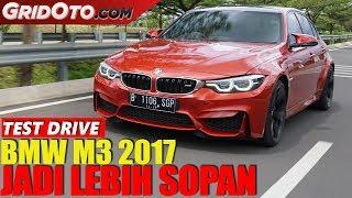BMW M3 2017  Test Drive  GridOto