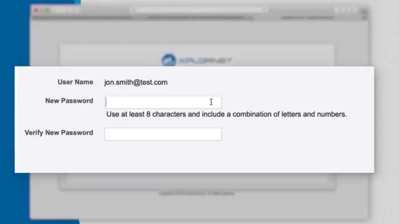 How to Reset Your Lost or Forgotten MyXplornet Password - Xplornet