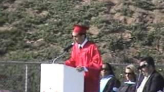 Kyle's Graduation Speech