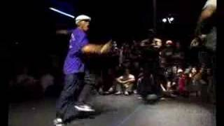 B-Boy Hodown 2006 - Uprock Battle