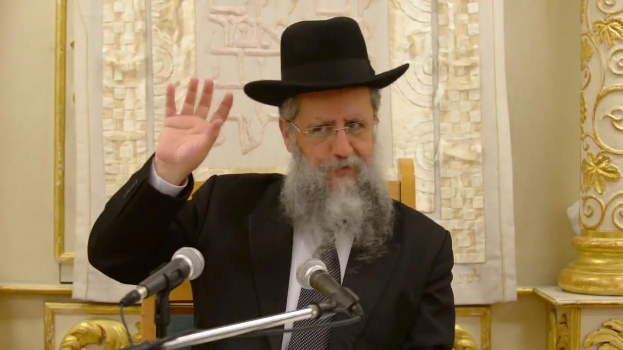 הרב דוד יוסף שליט״א בעל הלכה ברורה שיעור הלכות הדלקת נרות