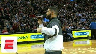 Drake declares Rockets
