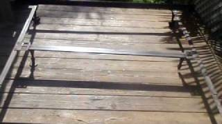 Bed Frame Steps In A Pinch