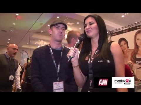 PornDoe Premium  with Danny D @ the AEE Expo 2016