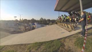 Lilydale bmx racing
