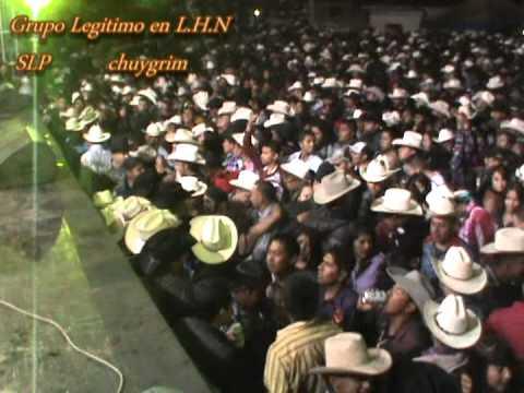 LEGITIMO  en L.H.N Gomes slp  popurri norteño Don 3 de Mar 2013
